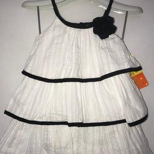 🦋 Penelope Mack Three Tier Dress - 2 Piece